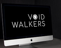 Void Walkers - IT Company Logo Design