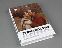 """Tyrmandowie. Romans Amerykański"" book design"