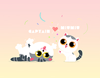 队长和MIUMIU