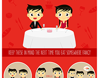 Infographic Collection - Gourmet Society Philippines