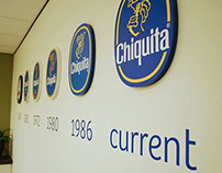 CHIQUITA. Fresh approach on a well-known brand.
