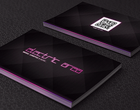 Electric Area Business Card