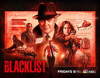 The Blacklist - Season 6 OFFICIAL