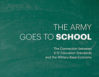 The Army Goes to School