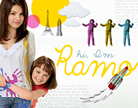 "Nickelodeon ""Ramona & Beezus"" On-Air Open Pitch"