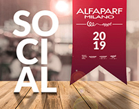 Social Media   Alfaparf Milano Egypt