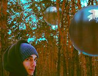Walk my Glass Spheres