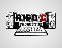 Logo for a music maker