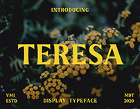 Teresa — Free Font