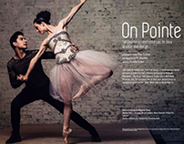 On Pointe, New York City's FJK Dance Company