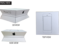 Iphone 5s Packaging Design
