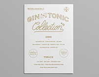 The Gin & Tonic Collection