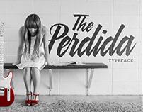 theperdida typeface