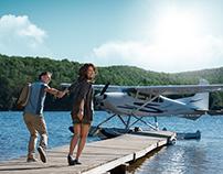 Air Transat 2016, Canadian campaign