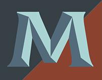 Typeface - Emeritus