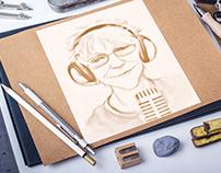 Caricature/ Шаржи и обработка фото