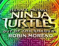 NINJA TURTLES 2 - OUT OF SHADOWS
