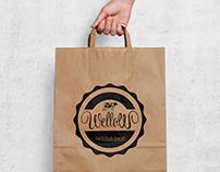Wellow Parlour Shop Identity