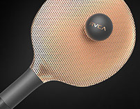 RVCA Ping Pong Concept