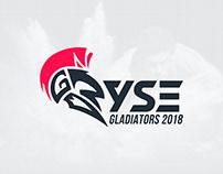 RYSE Gladiator Logo