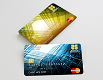 Bank of Commerce Card Designs