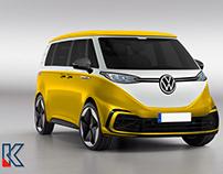 Volkswagen iD Buzz 2023