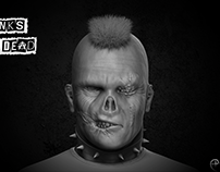 Punk is NOT dead! - personal project