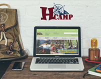 Hcamp - online shop