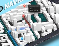 3D Navigation System