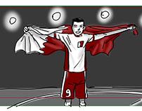 Qatar Anthem animatic