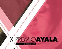 X PREMIO AYALA (2014)