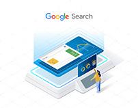 Google Search illustrations