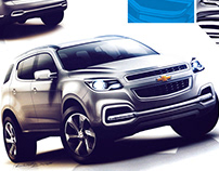 Chevrolet TrailBlazer Concept
