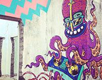 Sun Surf & Sound | LiveTrinco Fest Mural