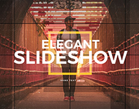 Elegant Slideshow | After Effects Template