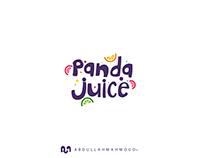 """ Panda Juice Brand identity """
