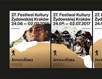 27. Jewish Culture Festival