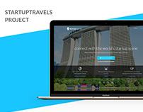 AirBnB-Like StartUp Focused Custom Website