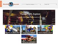 Website - MartialAdventures.com
