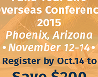 International Living Conference Banners 2015