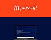 Identidade visual | Plussoft
