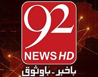 92 News Rating Chart