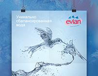 Evian Advertising