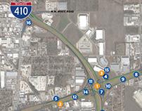 TxDOT IH 410/ IH 10 East Interchange