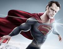 Man of Steel - Fanart