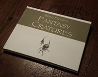 Layout Test - Fantasy Crature by Brian Frouds