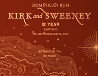 Kirk & Sweeney Packaging Illustrated by Steven Noble