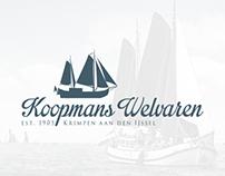 Koopmans Welvaren