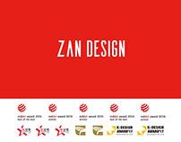 About ZAN DESIGN