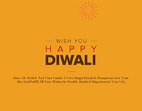 Happy Diwali & New Year